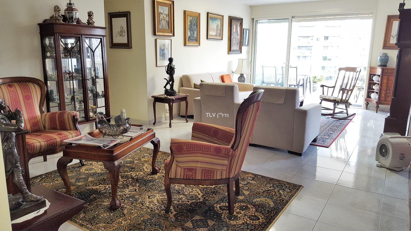 האחרון למכירה ברמת אביב ג' ברזאני דירת 5 חדרים ענקית, איכותית! 052-5955959 PG-25
